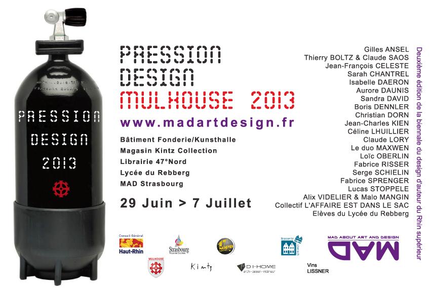 expo PRESSION DESIGN 2013