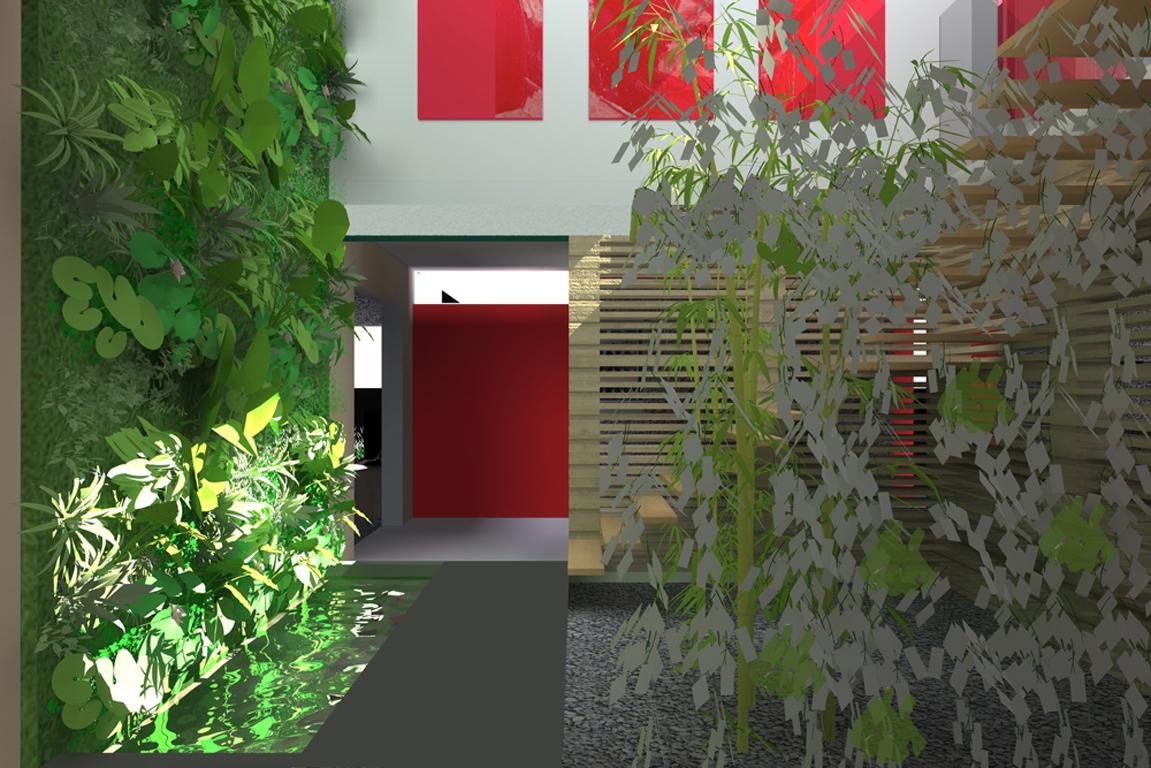 patio villa basel
