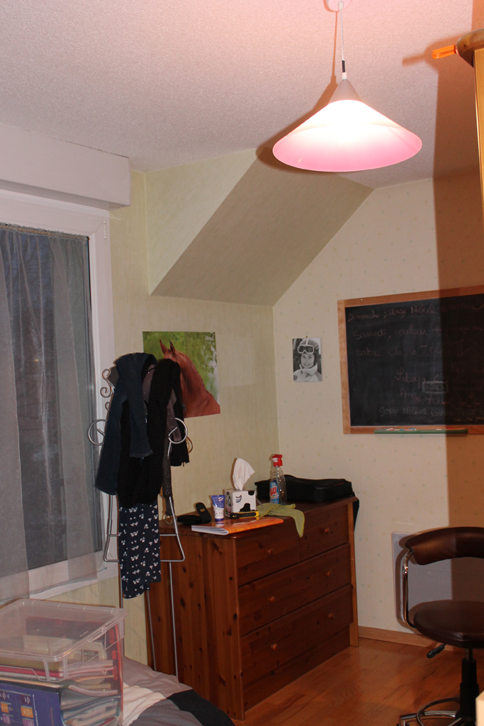 photo avant 1 chambre ESCHAU