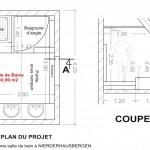 plan sdb projet GUTERL