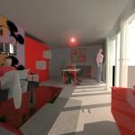 Appartement F2 à LINGOLSHEIM