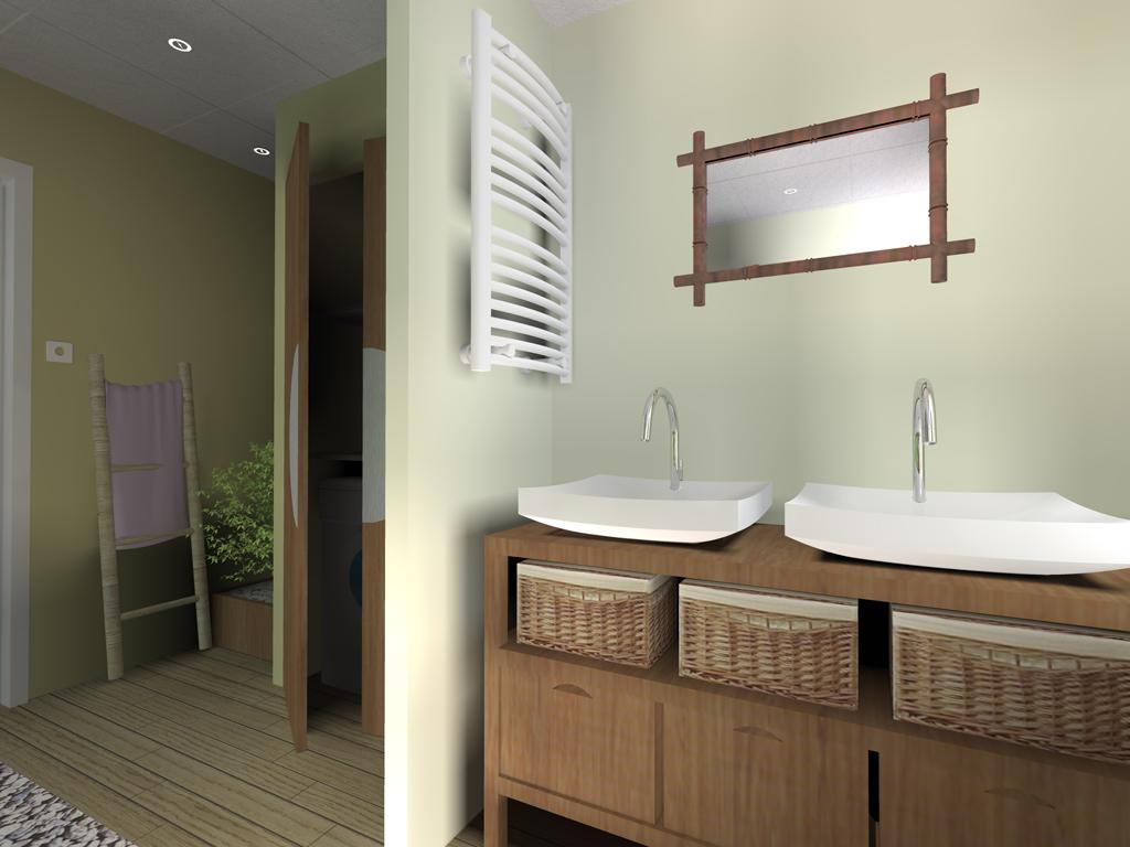 Salle de bain à ROBERTSAU (2012) « ADI-HOME