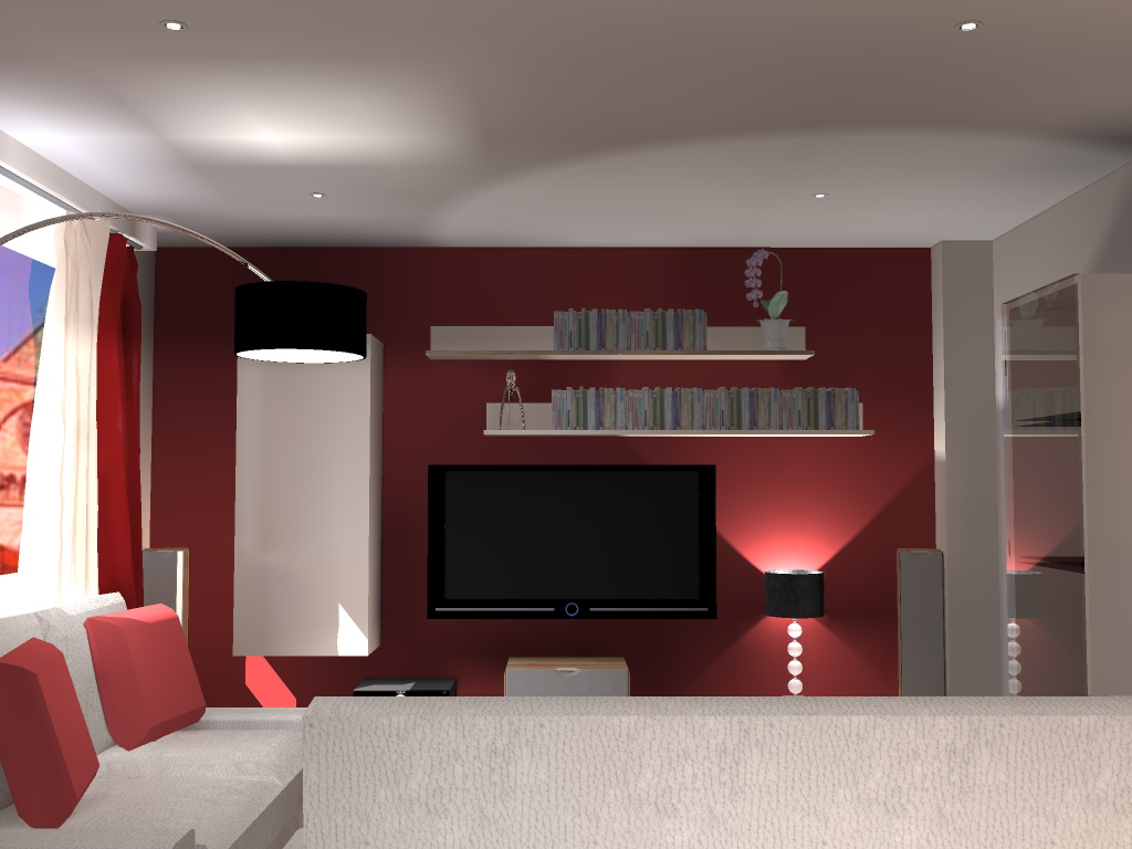mur tv schiltigheim adi home. Black Bedroom Furniture Sets. Home Design Ideas