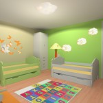 projet chambre 3 barr
