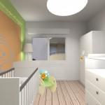 projet 8 chambres koenigshoffen