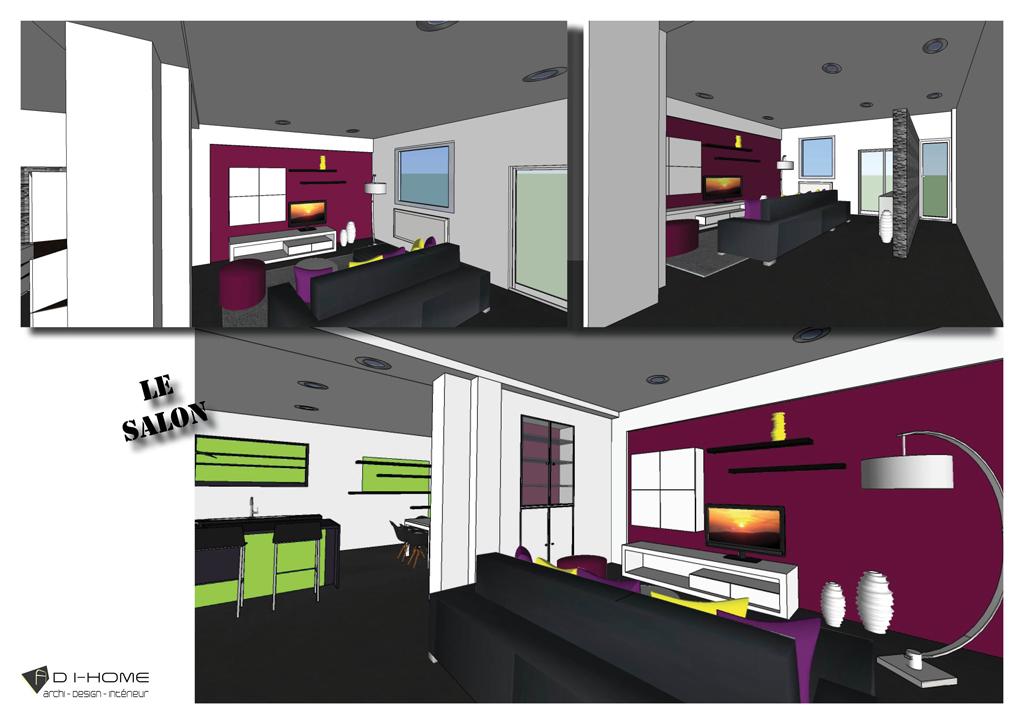 projet 2 neuhorf strasbourg 2 adi home. Black Bedroom Furniture Sets. Home Design Ideas