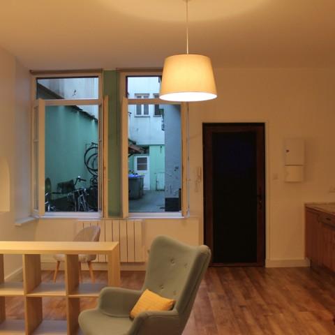 Appartement T2 à STRASBOURG